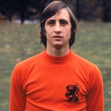 Johan Cruijff - homage as trainer Barcelona