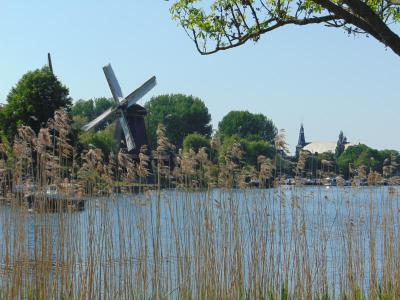 amsterdam-castle-tour-two-windmills-river-vecht-weesp