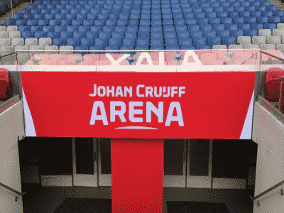 johan cruijff tour - detail photo