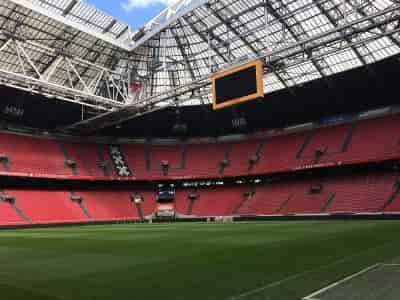 Johan cruijff tour - legend arena amsterdam